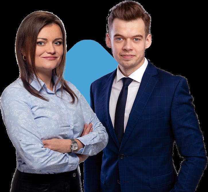 Doradcy Investor Nieruchomości - Malwina Tokarz, Michał Hunek