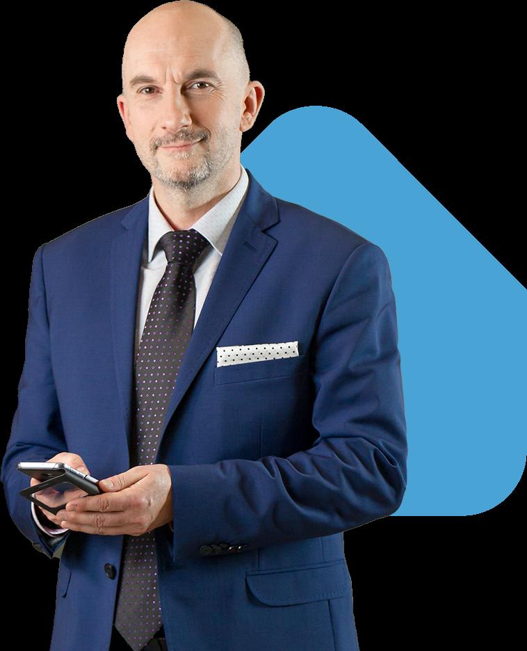 Dyrektor ds. franczyzy (Polska centralna i północna) - Marcin Tauber